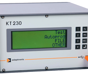 KT 230 compact high voltage tester