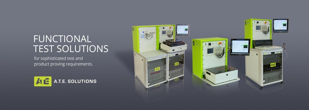 Functional test equipment