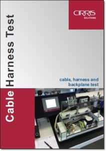 Cirris cable harness brochure