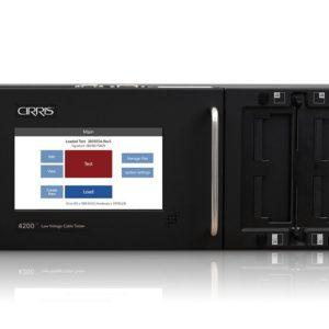 Cirris 4200 low voltage tester