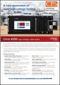 Cirris 4250 brochure download